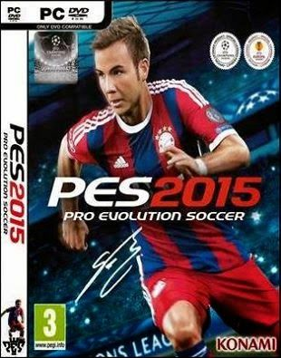 Pro Evolution Soccer 2015 Full Version Free Download