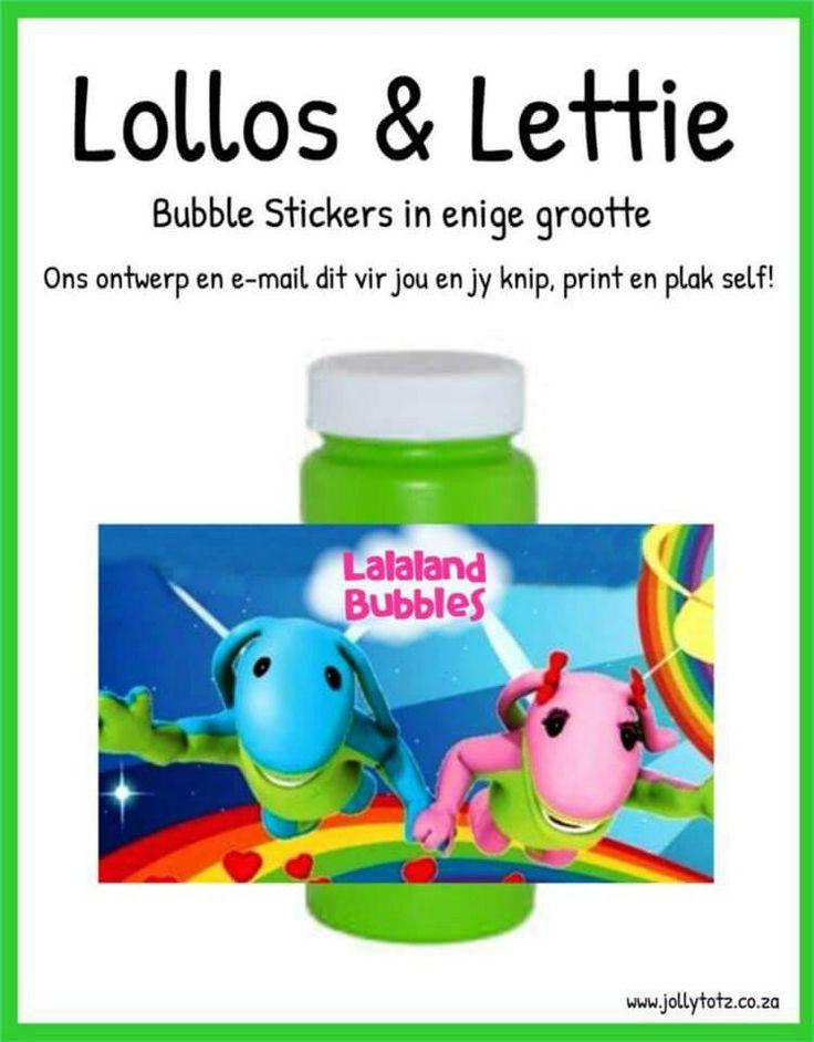 Lollos en Lettie