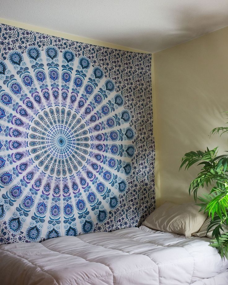 24 Best Mandala Tapestry Images On Pinterest