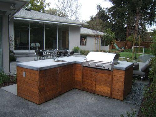 Best 25+ Modern outdoor kitchen ideas on Pinterest Modern - mobile mini outdoor kuche grill party