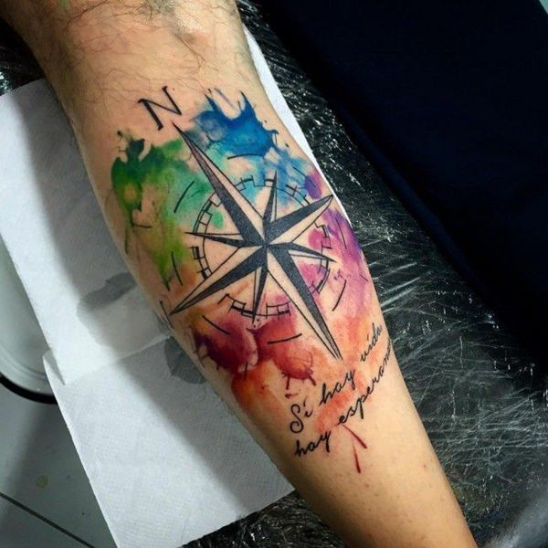 Why You Should Or Shouldn T Get A Watercolor Tattoo: Best 25+ Unique Cross Tattoos Ideas On Pinterest