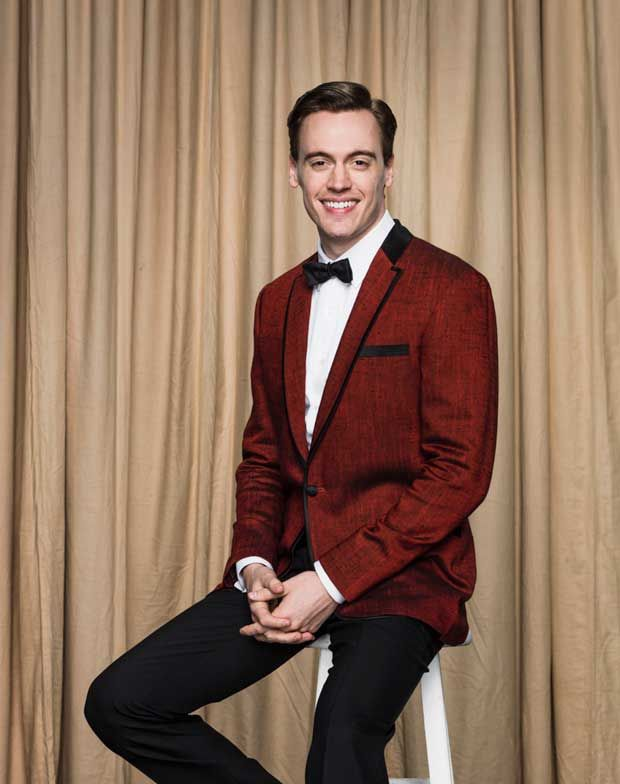 "Erich Bergen in ""Jersey Boys"" (2014). Country: United States. Director: Clint Eastwood."