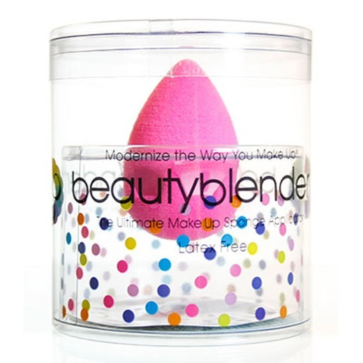 The Beauty Blender: This sponge helps achieve the most phenomenal and flawless f