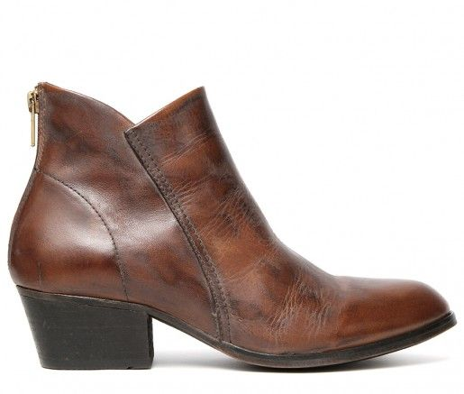 Apisi women's tan leather boot by Hudson Shoes | brown leather ankle boot | mid heel ankle boot https://www.hudsonshoes.com/apisi-tan-boot.html