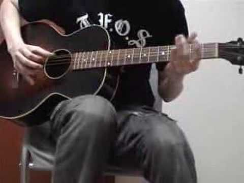 32-20 Blues - Keith Richards - Robert Johnson - acoustic guitar cover by Koki Nitobe - 32 20 Blues