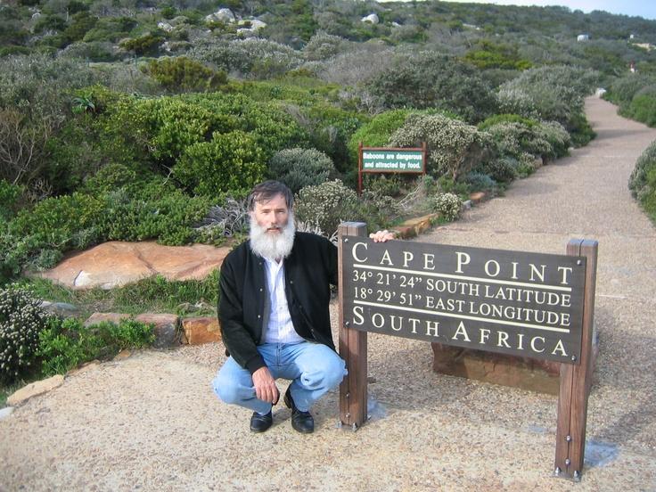 Die Kaap van Goeie Hoop, Suid-Afrika