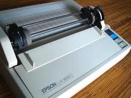 jual printer EPSON LX 800  barang second tapi masih bagus  bisa untuk ngeprint double sampai 5 lembar  cocok buat ngeprint kwitasi,surat jalan dll yang memerlukan arsip  harga murah cuma Rp 170.000,- aja  siapa yang berminat bisa SMS ke : 031 91917249 DAN 085731273971  atau via email : jariefsang@yahoo.com