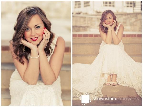 Bridal Portrait Ideas - Greenville SC Wedding Photgorapher  http://shawnstom.com/