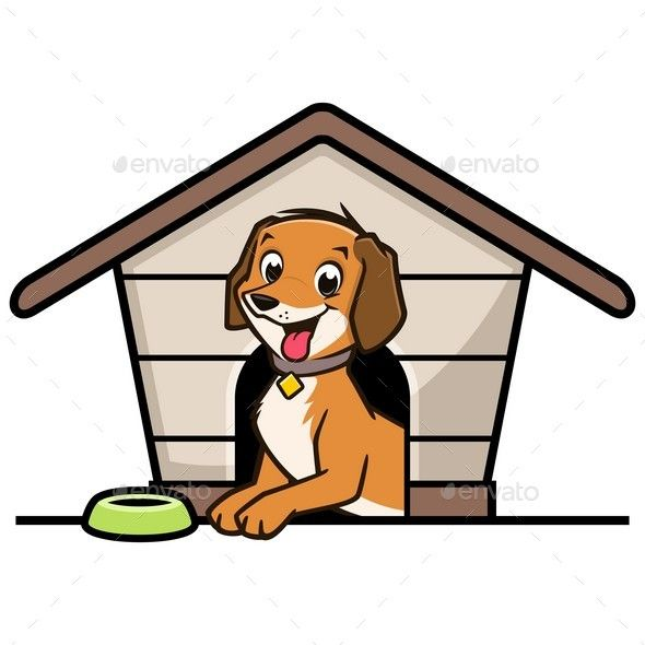 Cartoon Dog House Cartoon Dog Dog House Cartoon Characters