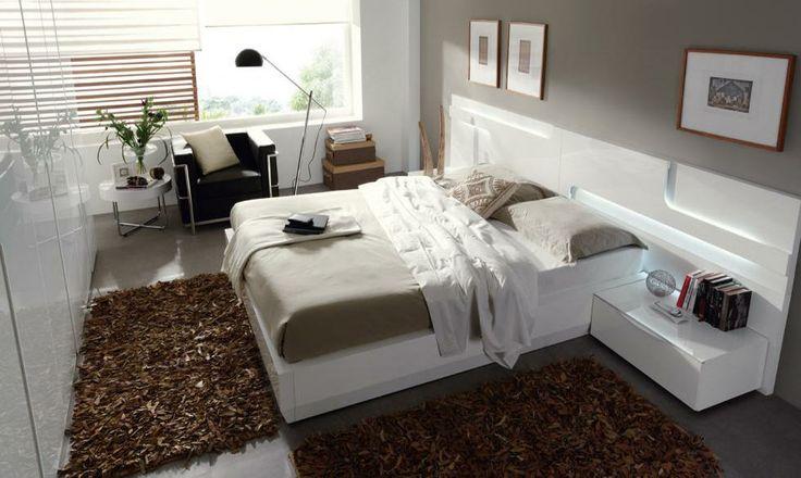 Dormitorio Moderno Número 42
