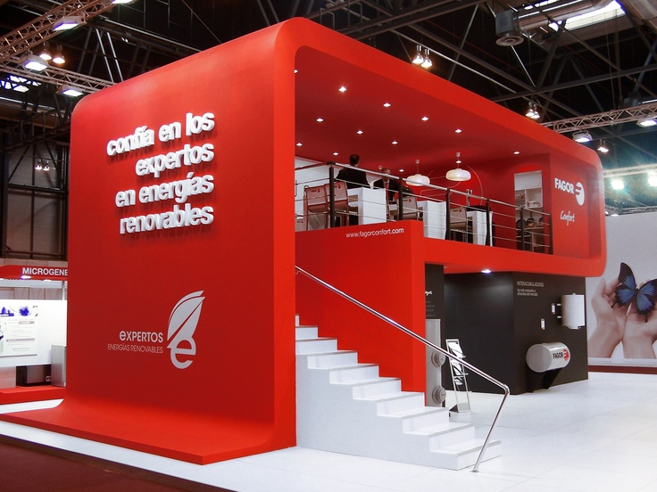 Creative displays and exhibition booths for trade-shows built by TriadCreativeGroup.com inspired by artistic design and architecture similar to the image above. #TriadCreativeGroup #marketing #WebuildExhibits #Exhibit #ExhibitDesign #Stand #WebuildExhibits #Tradeshow