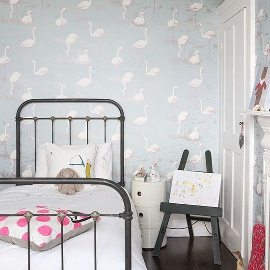 Bedroom Ideas Vintage Bedroom Furniture Pictures Baby Boy Bedroom Bedroom Wallpaper Silver: 17 Best Images About Flamingos Wallpaper On Pinterest