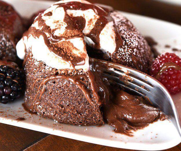 Tento dezert vám určite nemusím predstavovať. Všetci milovníci čokolády sa sním už určite stretli. Možno ste len videli krásny obrázok, alebo ste nevedeli nájsť...