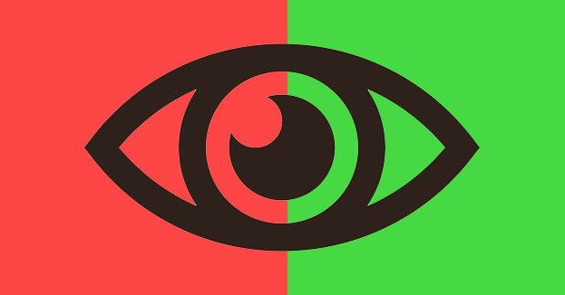 Only 1 In 20 People Can Score 8/8 On This Holiday Color Vision Test