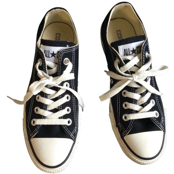 See this and similar Converse sneakers - Buy your black converse trainers CONVERSE on Vestiaire Collective, the luxury consignment store online. Second-hand Bla...