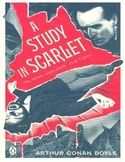 English: A Study in Scarlet by Arthur Conan Questions and