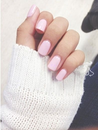 light pink nails tumblr photography | nails | Pinterest ...