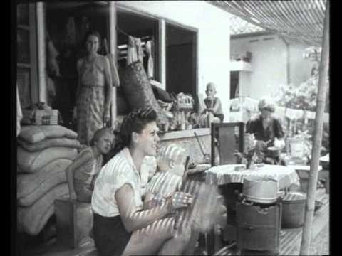 Nederlands Indië compilatiefilm 1 Jappenkamp Tjideng - YouTube