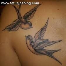 tatuajes de golondrinas pequeñas - Buscar con Google