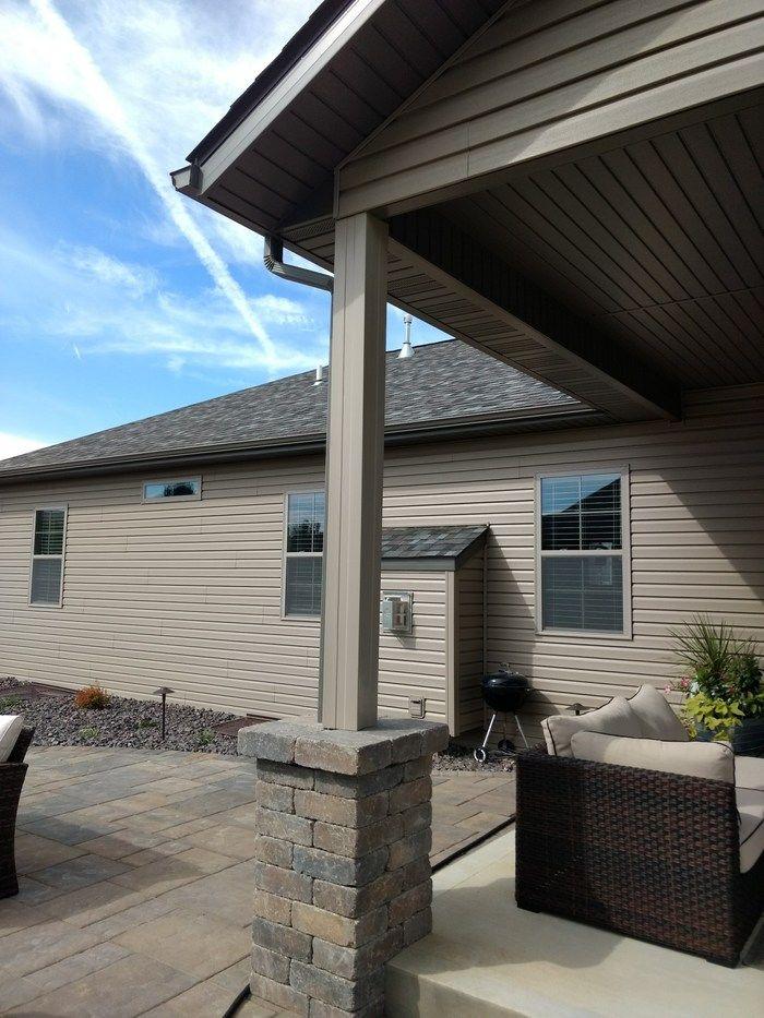 Post Wraps Post Sleeves Deck Expressions Porch Column Wraps Porch Columns Ranch House Remodel