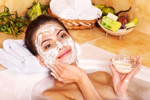 Подтягивающая маска для лица в домашних условиях: лучшие рецепты