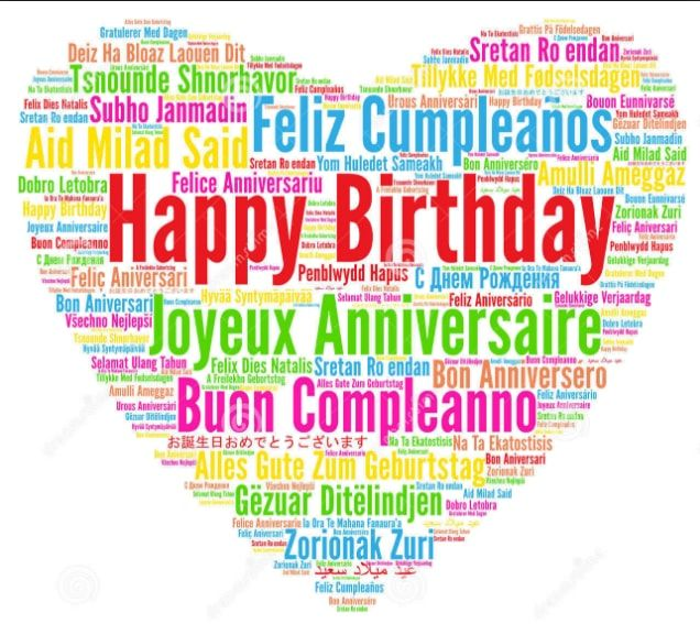How to Say Happy Birthday in Different Languages-Birthday is certainly the best day of the year. Receiving gifts from everyone, wishes from friends and blessings from elders and throwing parties and inviting everyone. It is undoubtedly one of the most