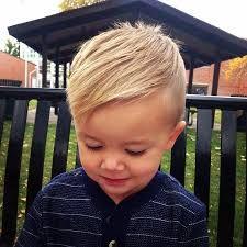 Resultado de imagen para toddler boy undercut
