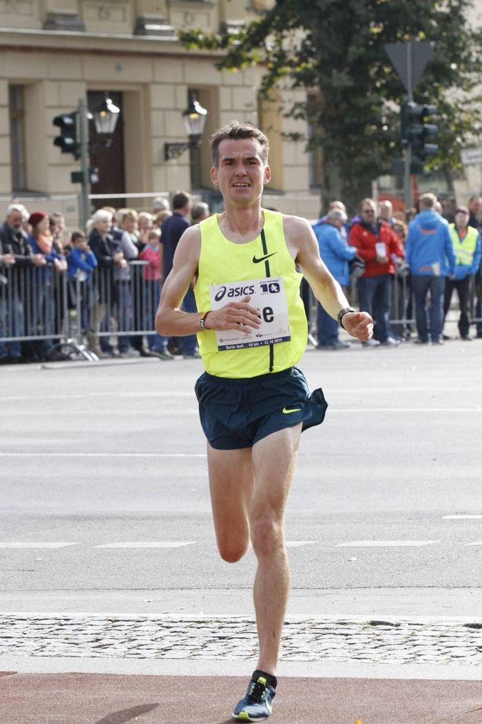Vorschau Asics Grand 10 / Arne Gabius läuft letzten Frankfurt-Marathon-Test in Berlin und trifft über 10 km auf Weltklasseläufer Paul Koech