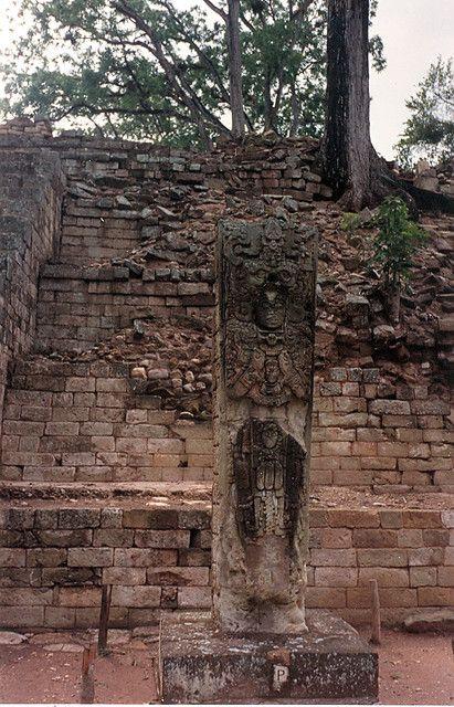 Parque Arqueológico Ruinas de Copán