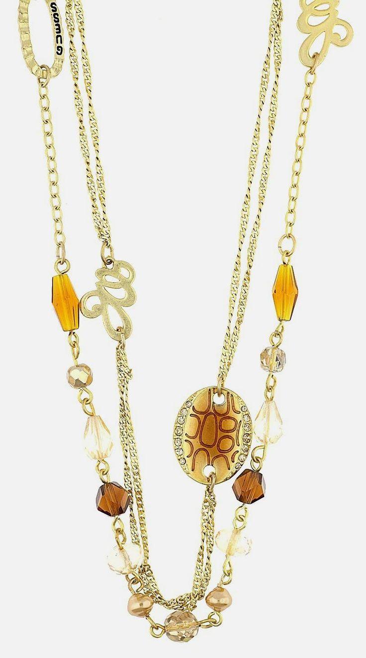 GUESS Halskette in gold bei ABOUT YOU bestellen. ✓Versandkostenfrei ✓Zahlung auf Rechnung ✓kostenlose Retoure