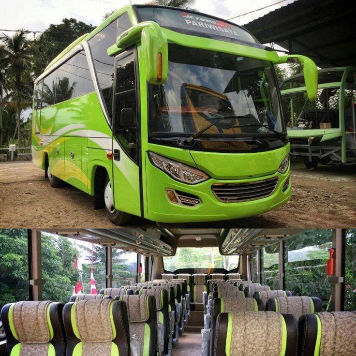 Bus Pariwisata MHD Seat 33 Jogja, Sewa Bus Jogja Murah Telp 082243439355