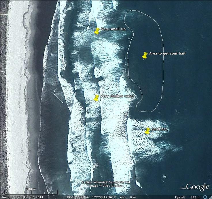 429 best big fishing images on pinterest saltwater for Surf fishing bait