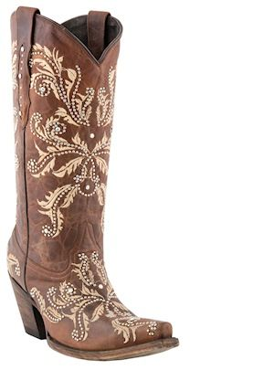 Lucchese 1883 - Western Fashion - Studded Angelina - M5716 Redwood. The 1883 Collection is our best selling boot in the Lucchese Line. Only the finest leathers are selected to give these boots the quality, fit, comfort and detail you are looking for. A traditional look with todays style makes this Collection timeless. Sterling Leather. #cowboyboots #lucchese1883 #cowgirlboots