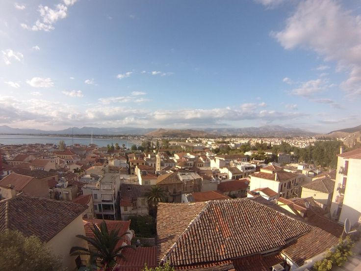 panoramic view of the old town!!