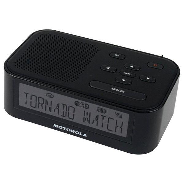 Desktop Weather Radio - MOTOROLA - MWR815