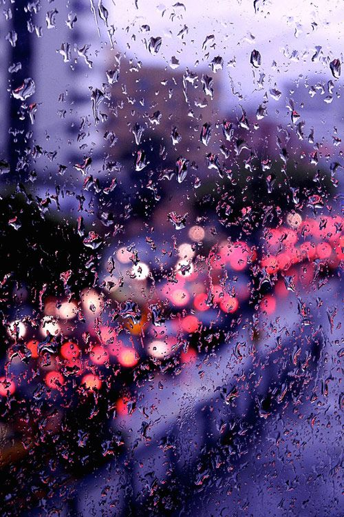 "stayhungry-stayfree: ""Rain Day ~ By Mell Sánchez """