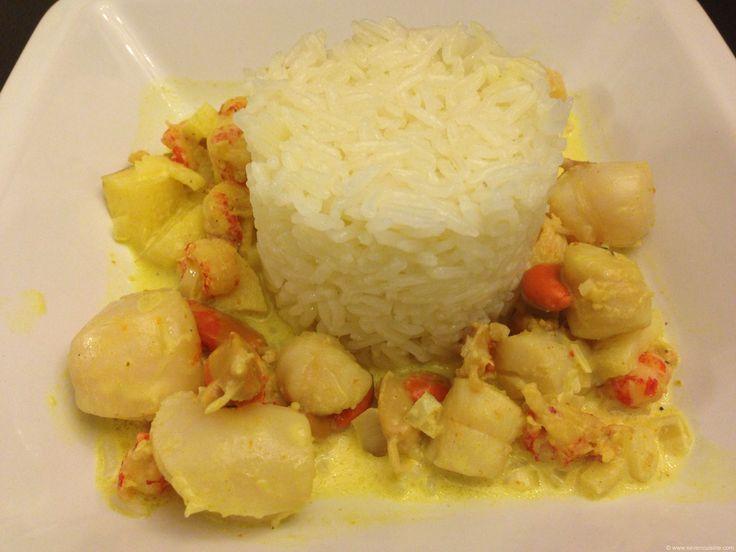 Une recette rapide et efficace; je l'ai présenté en assiette mais on peut l'imaginer en cocotte ou assiette à risotto... A vous de voir! La Saint-Valentin