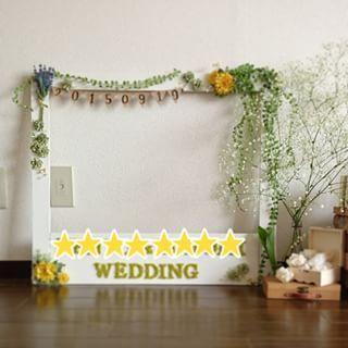 結婚式 フォトブース - Yahoo!検索(画像)