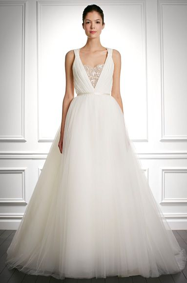 Carolina Herrera Wedding Dresses Fall 2013 | Bridal Runway Shows | Wedding