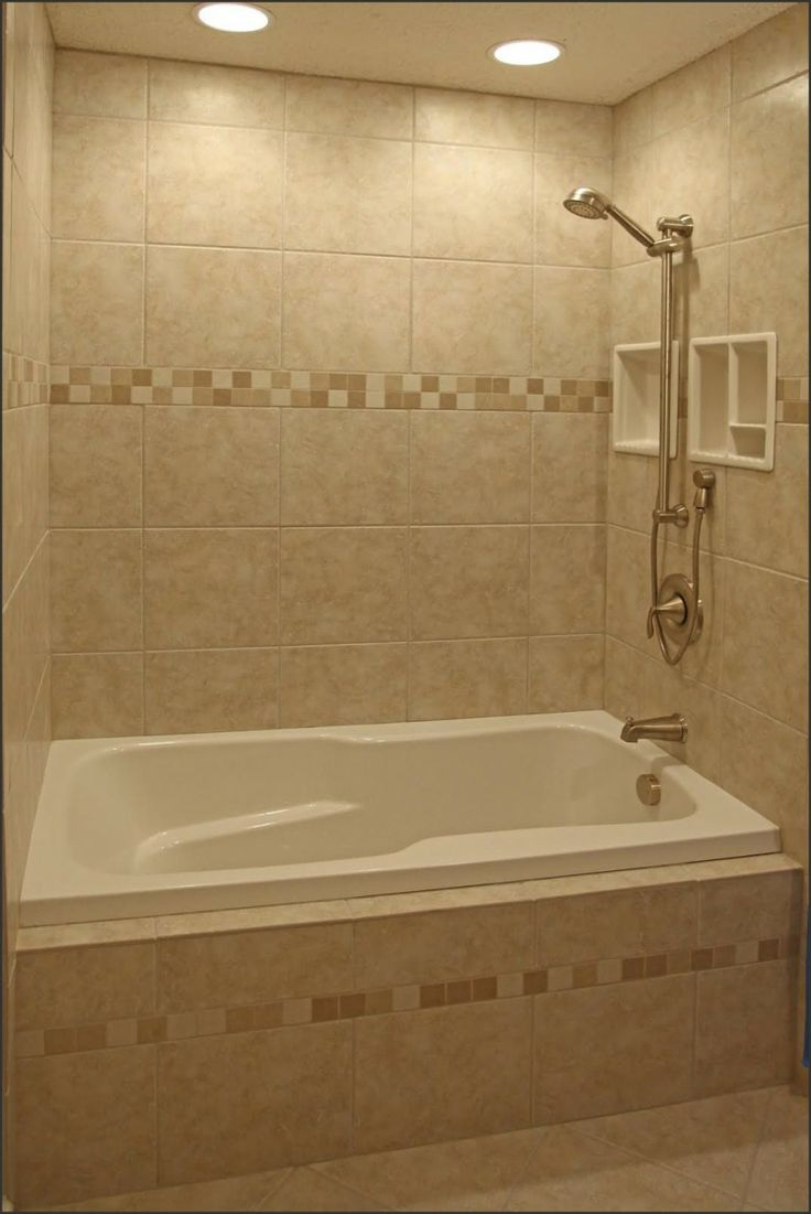 25 creative tile tub surround ideas to discover and try on pinterest tub surround bathtub tile surround and tubs - Bath Shower Tile Design Ideas