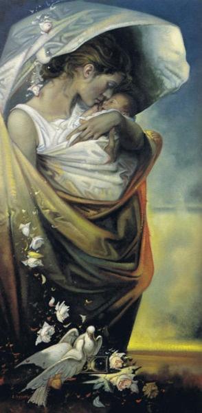 mother love      Alfio Presotto: Alfio Presotto, Mothers Love, Italian Surrealist, Mother And Child, Art, Child Alfio, Children, Presotto 1940