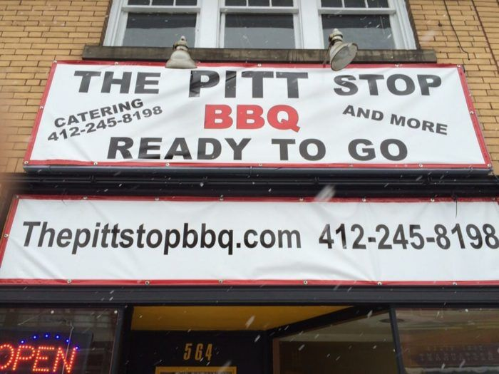 4. The Pitt Stop – 564 Lincoln Avenue, Bellevue, PA 15202