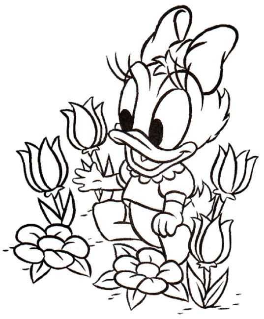 284 best Coloring Pages {Mickey & Minnie} images on Pinterest ...