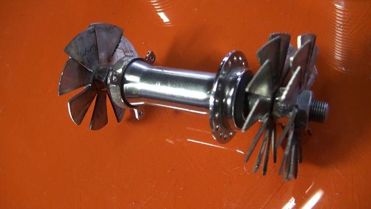 Turbina de avión casera | Experimentos Caseros