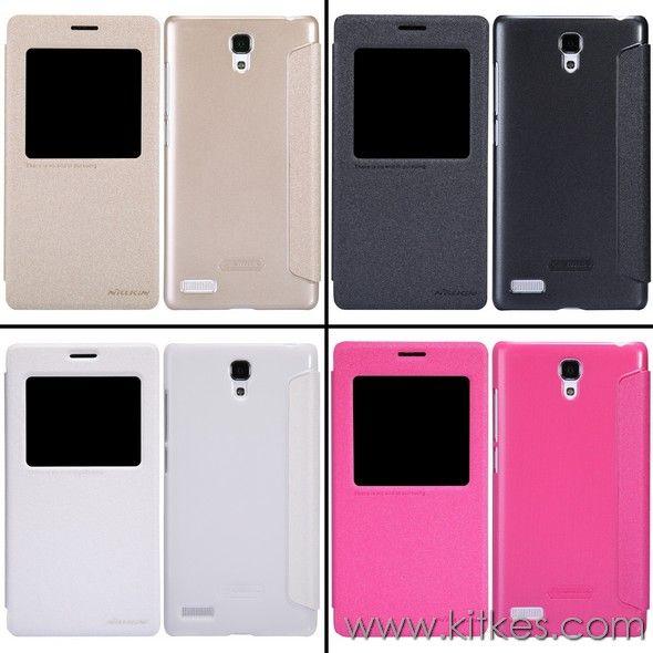 Nillkin Sparkle Leather case Xiaomi Redmi Note - Rp 135.000 - Kitkes.com