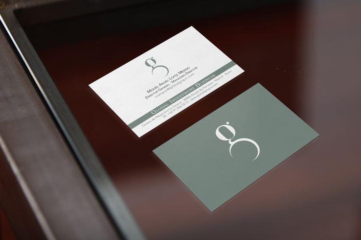 branding para la empresa global investments.