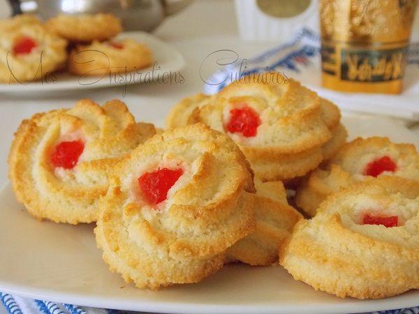 Petits fours aux amandes gateaux secs facile recette - Cuisine orientale facile ...