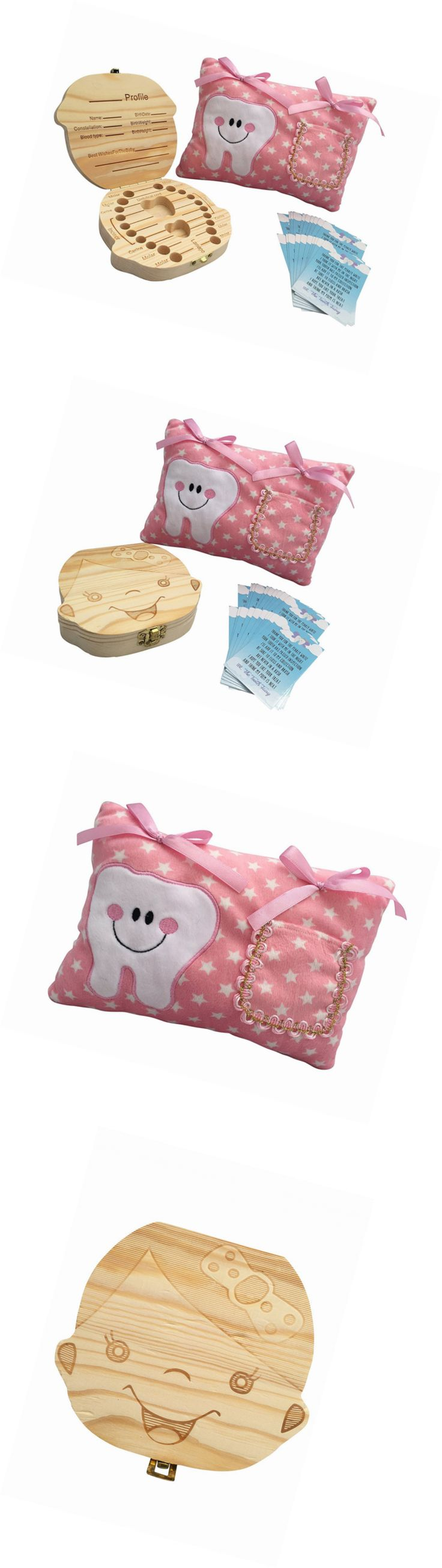 Tooth Fairy Pillows 162038: Girl Tooth Fairy Kit - Tooth Fairy Pillow Girl - Tooth Fairy Box - Tooth Fairy L -> BUY IT NOW ONLY: $33.55 on eBay!
