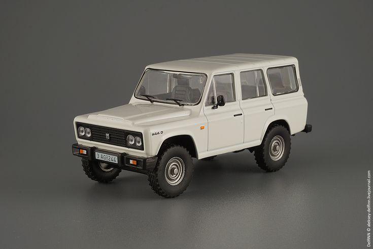 ARO-244 – «флагманская» модель серии румынских внедорожников ARO 24 . Этот автомобиль, оснащённый пятидверным закрытым цельнометаллическим кузовом универсал,…