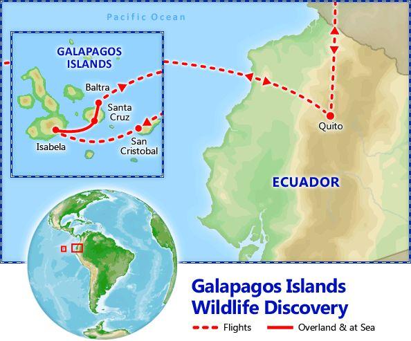 37 best Galápagos Islands, Ecuador images on Pinterest Galapagos - best of world map with ecuador